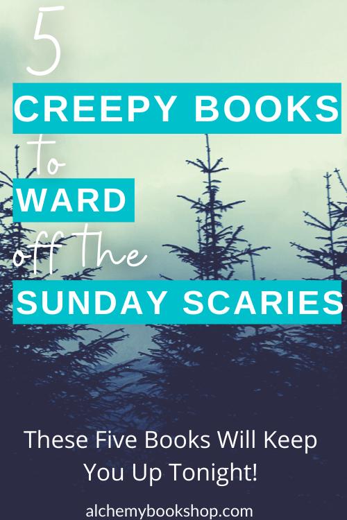 Five Creepy Books