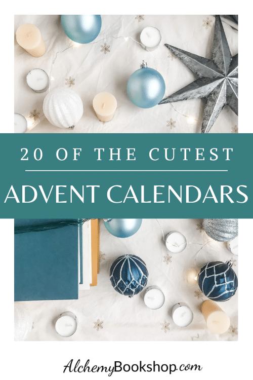 20 Cute Advent Calendars
