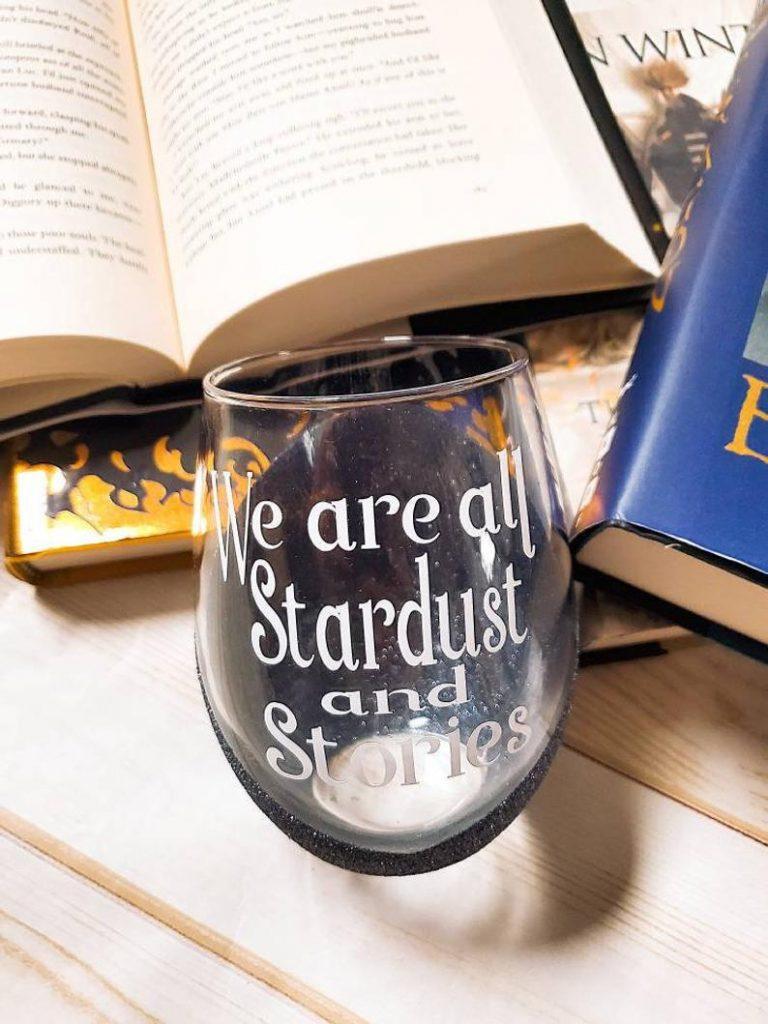 Starless Sea Wineglass