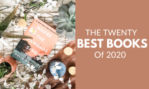 20 5 star books of 2020