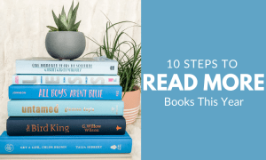 How to read alot more books