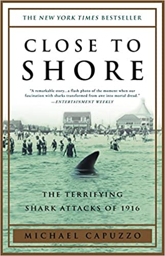 Close to Shore book cover
