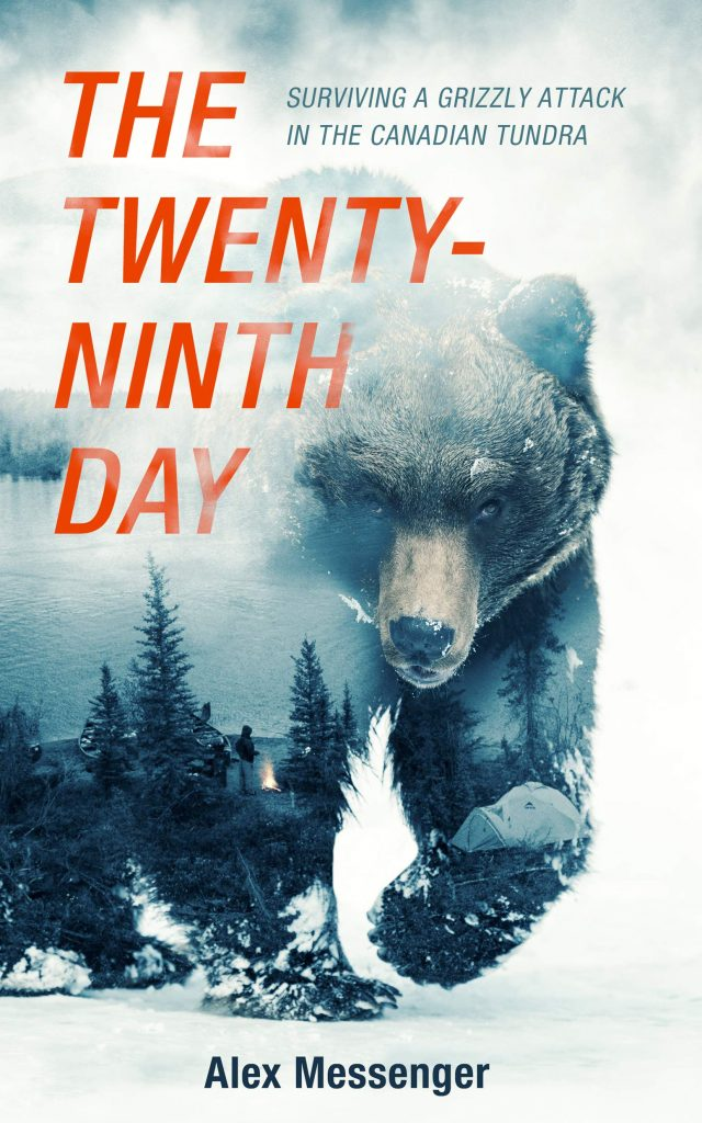 The Twenty-Ninth Day book cover for Frightening Creature Features
